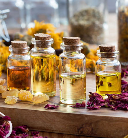 Blog Feed Article Feature Image Carousel: All About Essential Oils