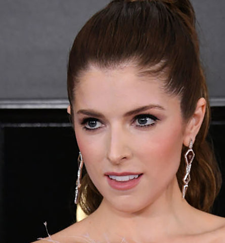 Blog Feed Article Feature Image Carousel: Anna Kendrick's 100% PURE Grammys Look