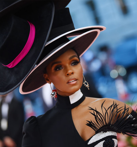 Blog Feed Article Feature Image Carousel: Janelle Monáe's 2019 Met Gala Look