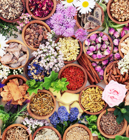 Blog Feed Article Feature Image Carousel: Does Your Skin Need an Herbal Detox?