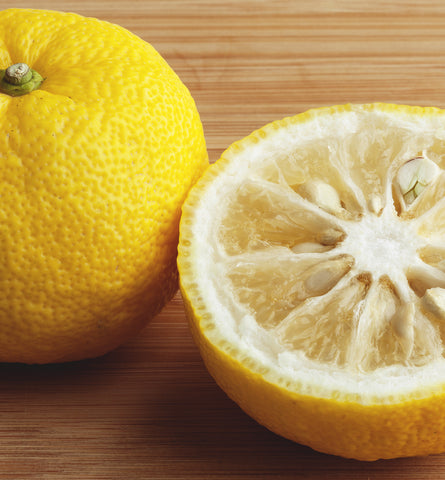 Blog Feed Article Feature Image Carousel: 4 DIY Yuzu Beauty Recipes