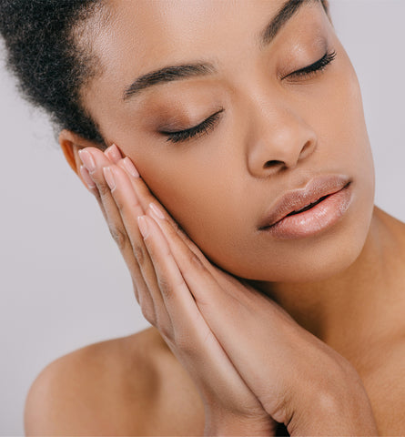 Blog Feed Article Feature Image Carousel: Get Serious with Overnight Skin Repair