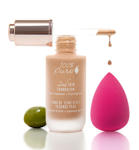 Blog Feed Article Feature Image Carousel: 4 Benefits of a Serum Foundation