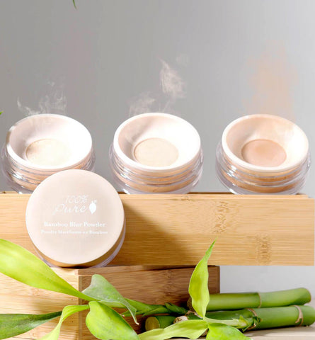Blog Feed Article Feature Image Carousel: Bamboo Blur: Nature's Best Setting Powder