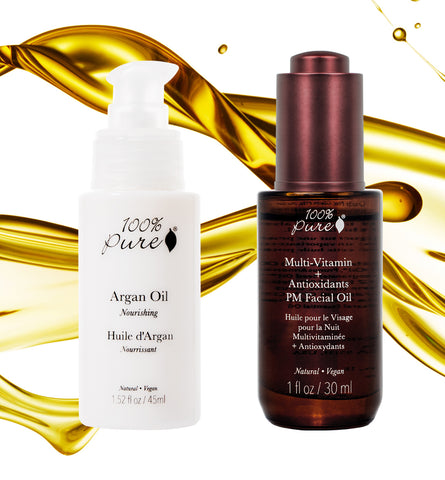 Blog Feed Article Feature Image Carousel: 5 Important Reasons to Use a Facial Oil