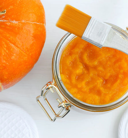 Blog Feed Article Feature Image Carousel: Fall Skin Care: Pumpkin Masks and More