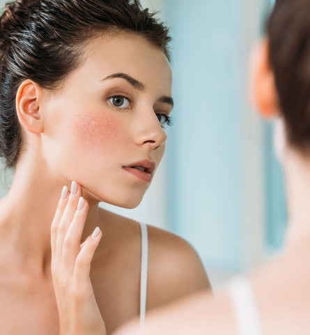 Blog Feed Article Feature Image Carousel: 6 Bad Habits for Sensitive Skin