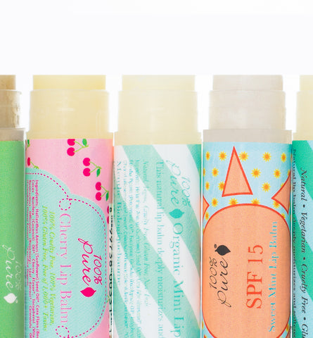 Blog Feed Article Feature Image Carousel: 6 Must-Know Lip Balm Tidbits