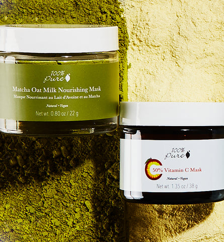 Blog Feed Article Feature Image Carousel: NEW Powder Face Masks