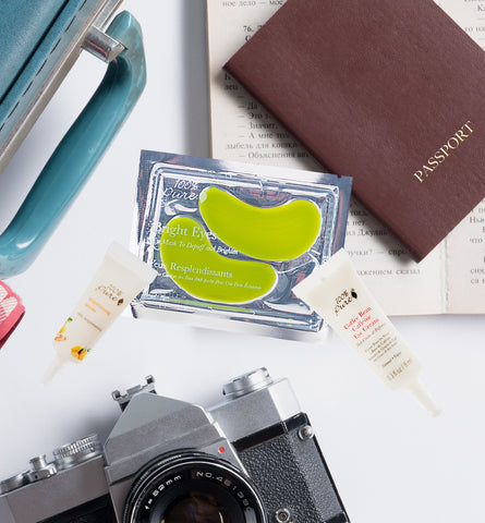 Blog Feed Article Feature Image Carousel: Skin and Makeup Essentials for Summer Travel