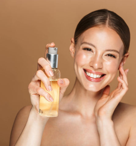 Blog Feed Article Feature Image Carousel: Tips for Using a Facial Cleansing Oil