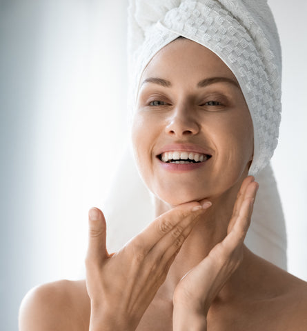 Blog Feed Article Feature Image Carousel: Our Go-To Anti Aging Facial
