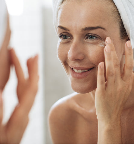 Blog Feed Article Feature Image Carousel: The Best Natural Eye Creams for Crow's Feet