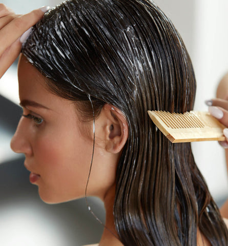 Blog Feed Article Feature Image Carousel: 4 Ways to Replenish Dry Hair