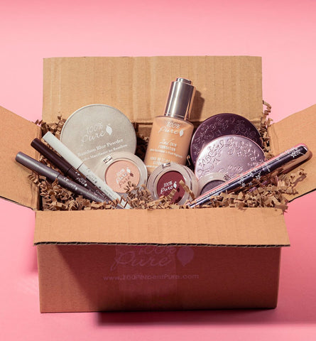 Blog Feed Article Feature Image Carousel: What to Do with Unused Non-Toxic Makeup