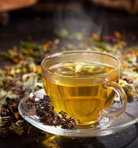 Blog Feed Article Feature Image Carousel: Why I Switched from Coffee to Herbal Tea