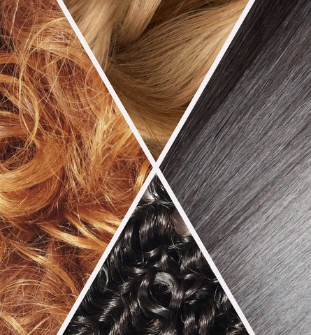 Blog Feed Article Feature Image Carousel: What's Your Hair Type?