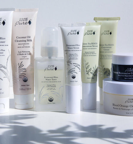 Blog Feed Article Feature Image Carousel: Korean Skin Care Routine from the Founder of 100% PURE