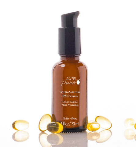 Blog Feed Article Feature Image Carousel: Stable Vitamin C in Our Newest Facial Serum