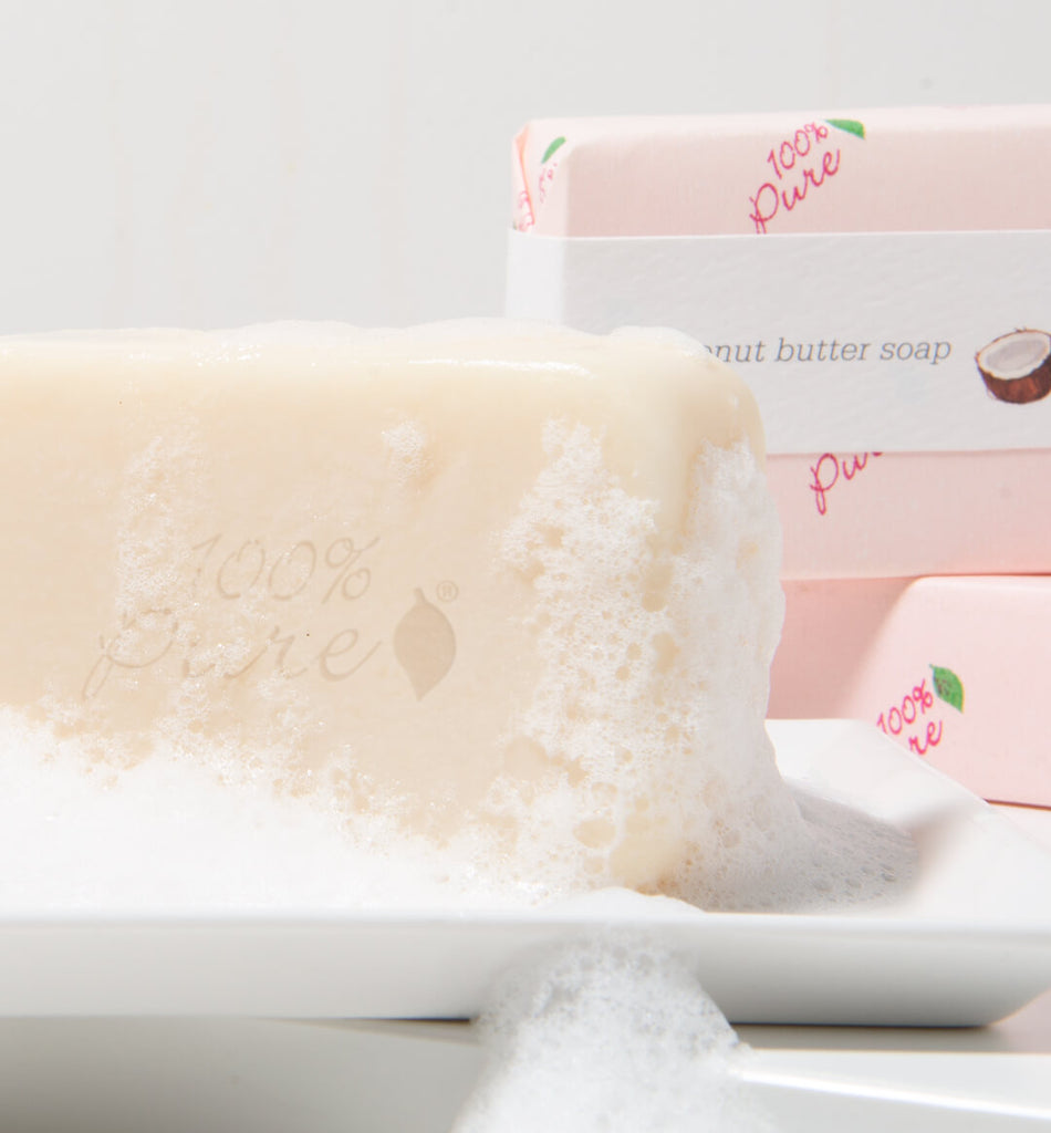 Not-So-Squeaky-Clean Vs  Natural Soaps | 100% PURE