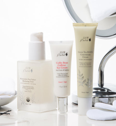 Blog Feed Article Feature Image Carousel: Skin Care Routine for Combination Skin