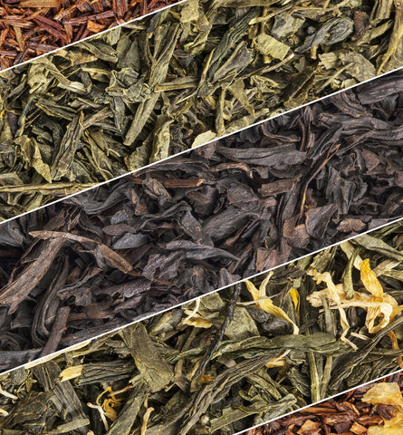 Blog Feed Article Feature Image Carousel: Green Tea and Other Free Radical-Fighters