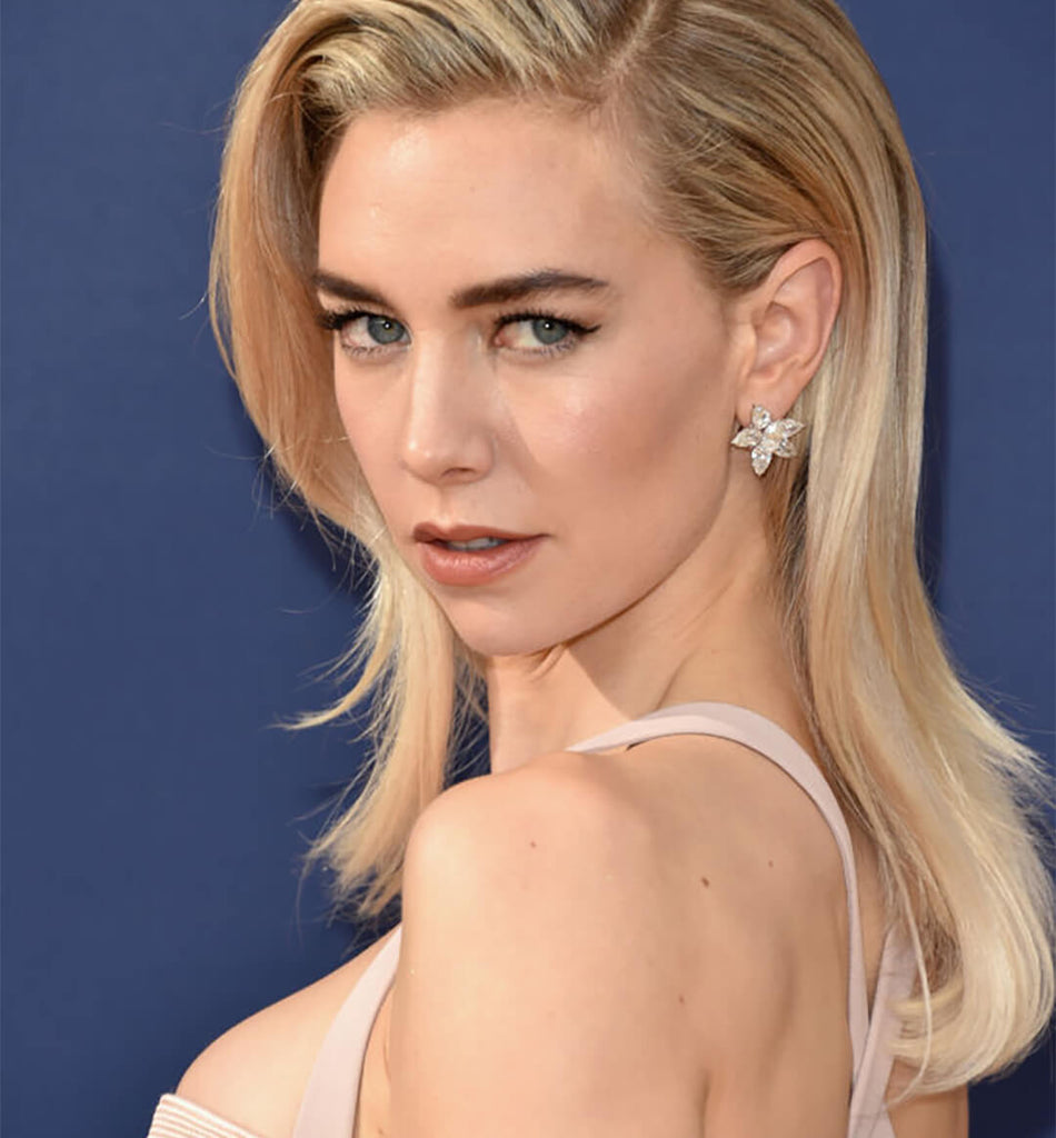Vanessa Kirby Wore 100 Pure To The Emmys 100 Pure