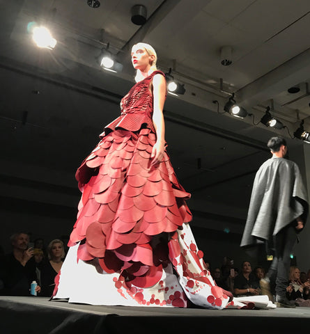 Blog Feed Article Feature Image Carousel: 100% PURE at Vegan Fashion Week