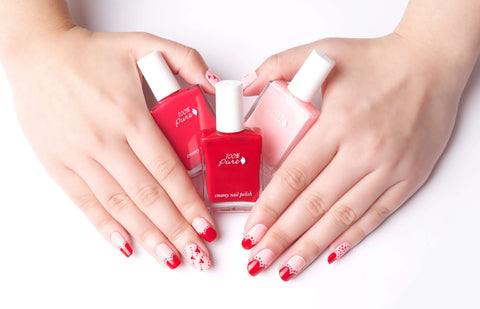 Blog Feed Article Feature Image Carousel: Valentine's Day Nail Inspiration