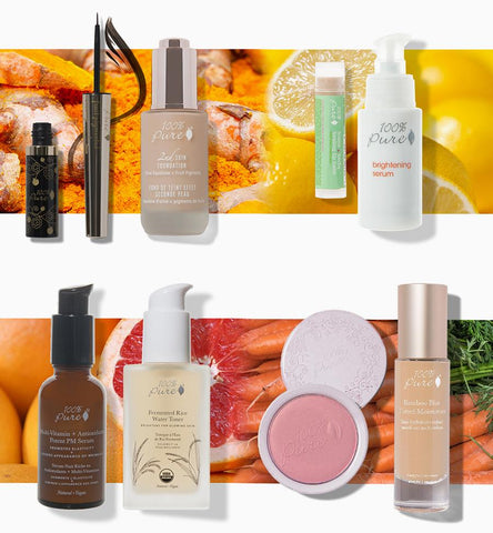 Blog Feed Article Feature Image Carousel: Detoxify with 7 Skin-Clearing Foods