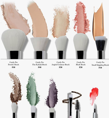 Blog Feed Article Feature Image Carousel: The Ultimate Cruelty-Free Makeup Brushes Guide
