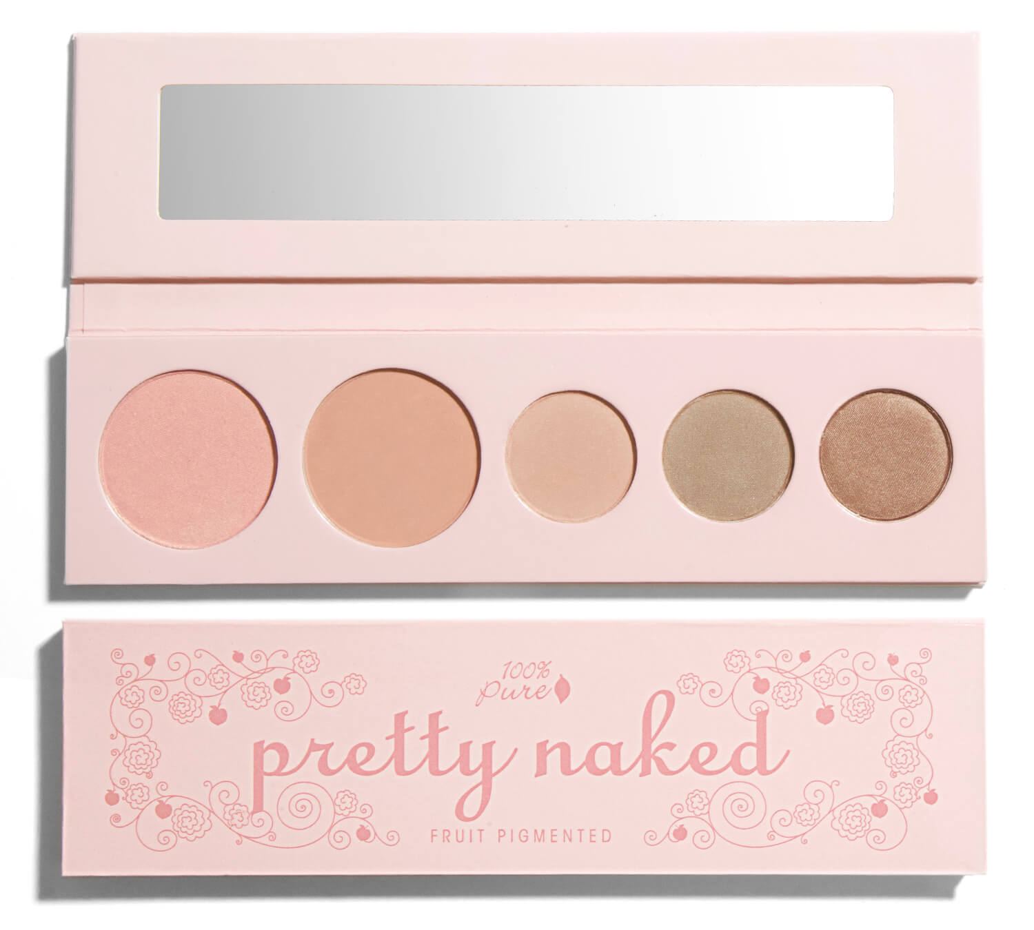 100% PURE Fruit Pigmented® Pretty Naked Palette