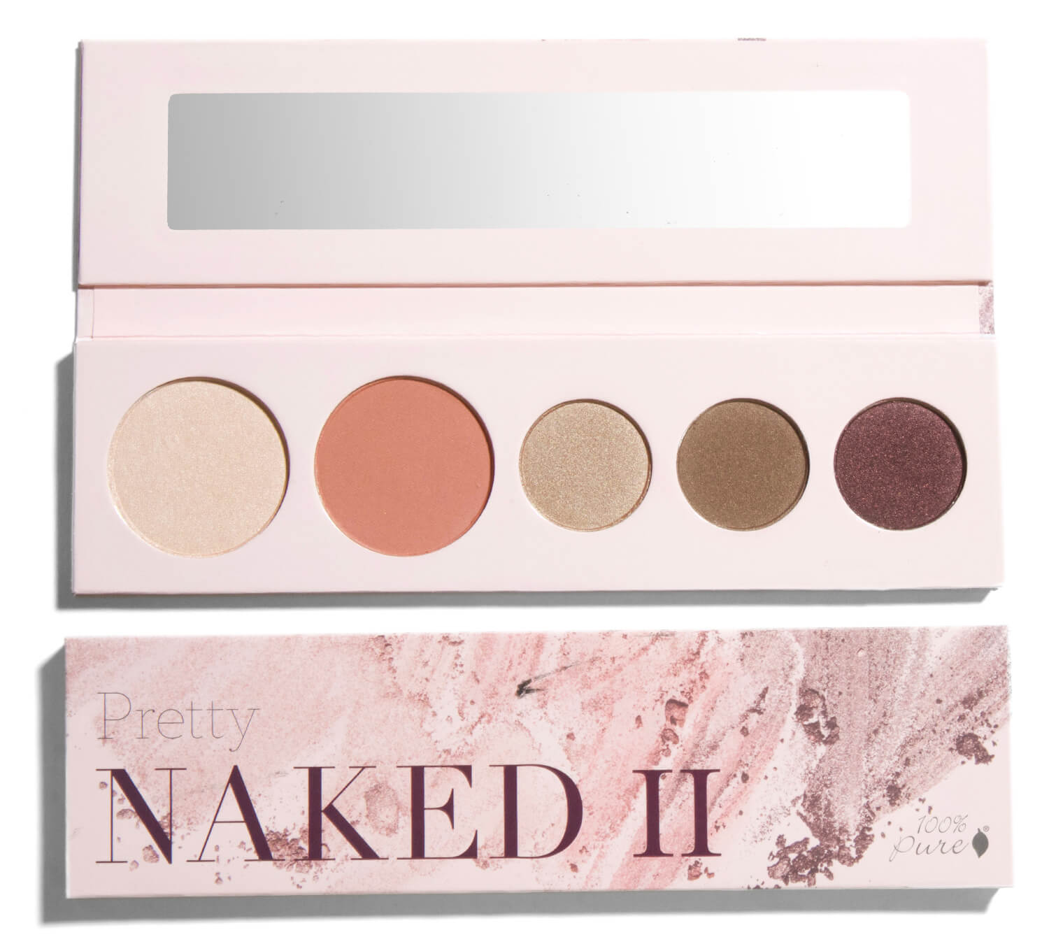 100% PURE Fruit Pigmented® Pretty Naked Palette II