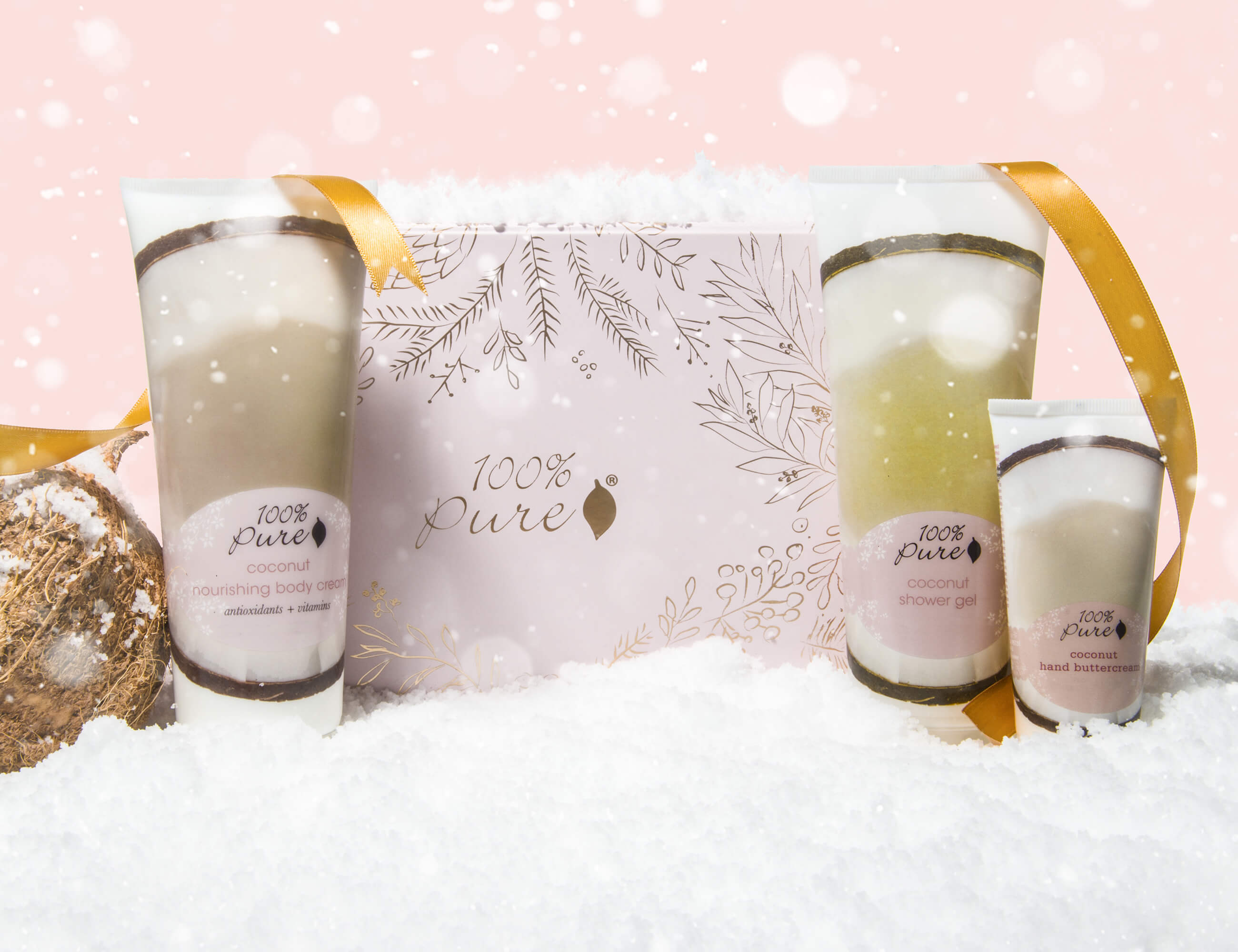 100% PURE Gift from Hawaii Gift Set