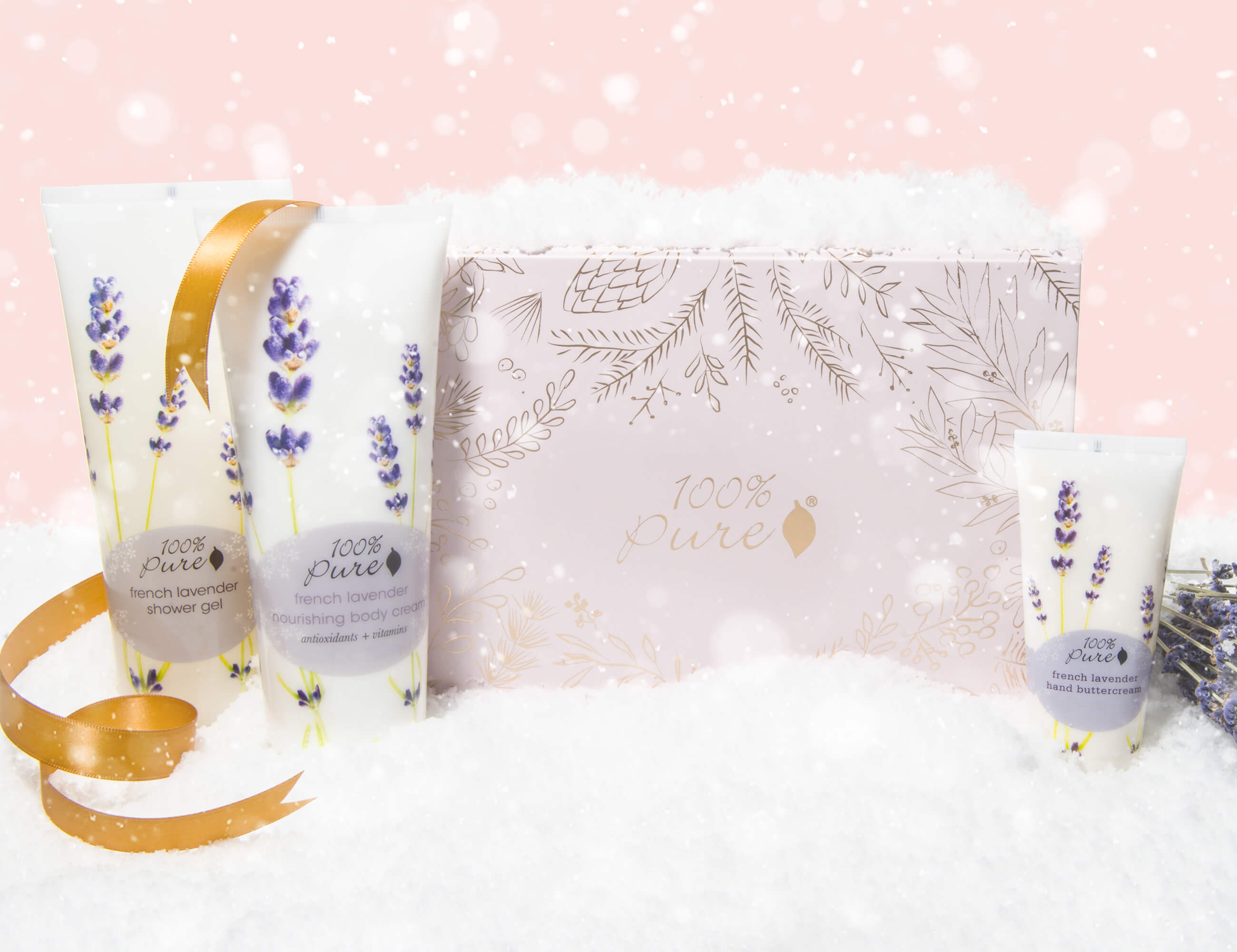 100% PURE Gift from Provence Gift Set