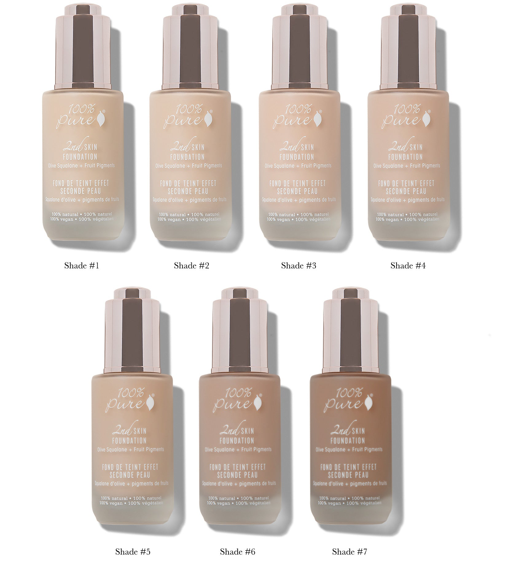 2nd Skin Foundations