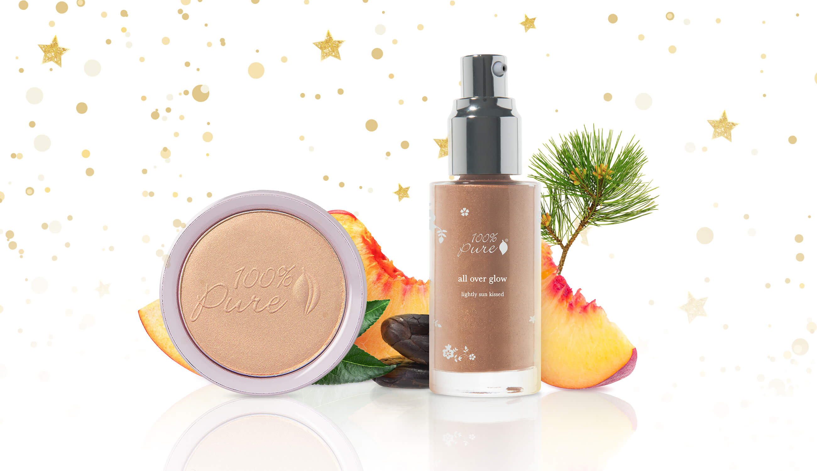 All Over Glow, Fruit Pigmented Luminizer