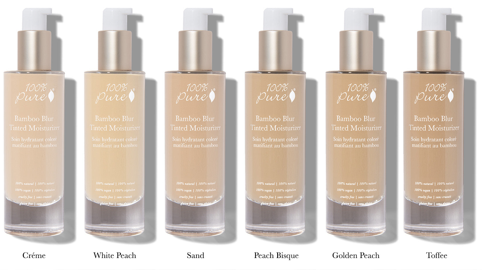 Bamboo Blur Tinted Moisturizers