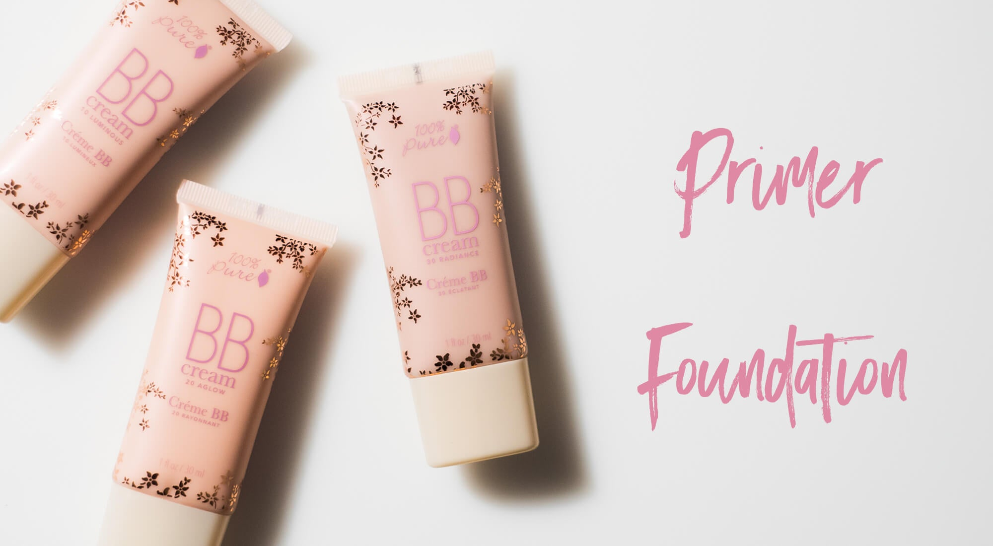 A Beginners Guide to BB Cream | 100% PURE