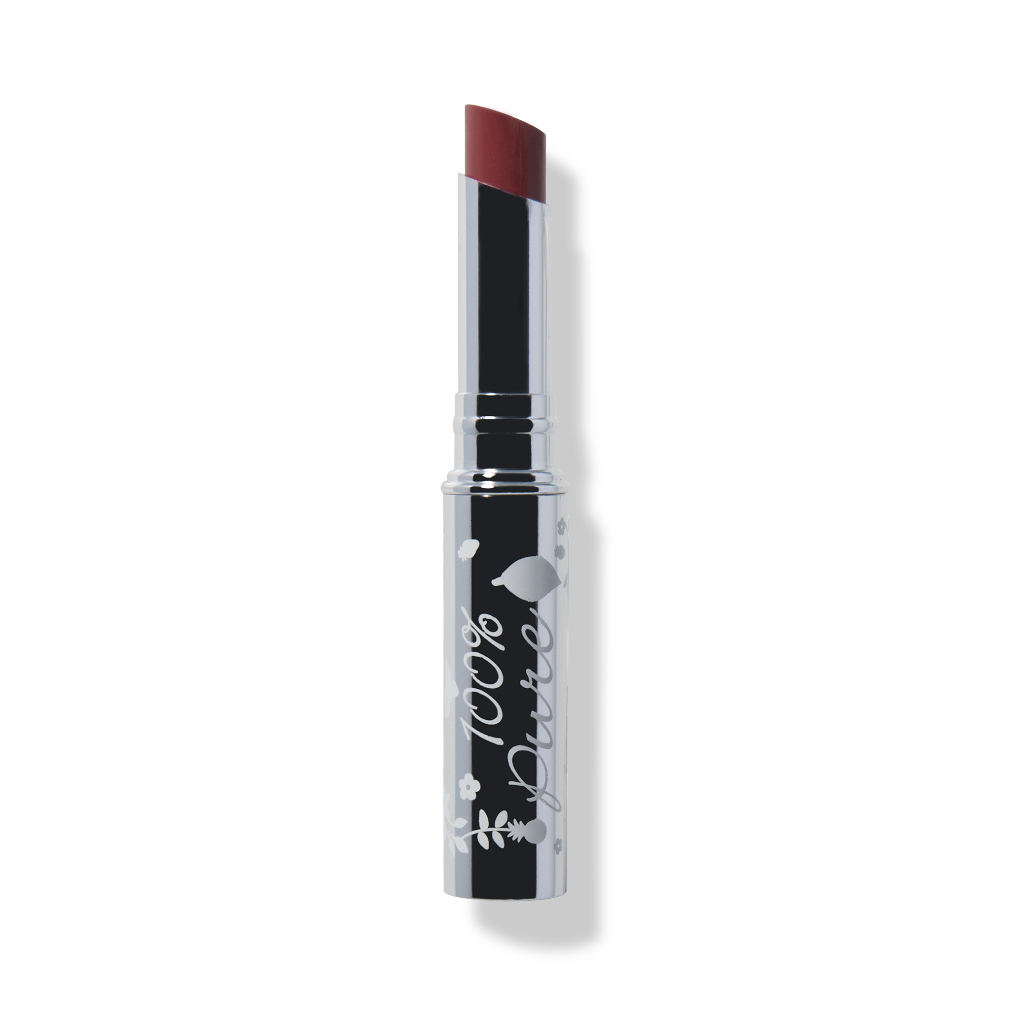 Fruit Pigmented Lip Glaze:  Cabernet