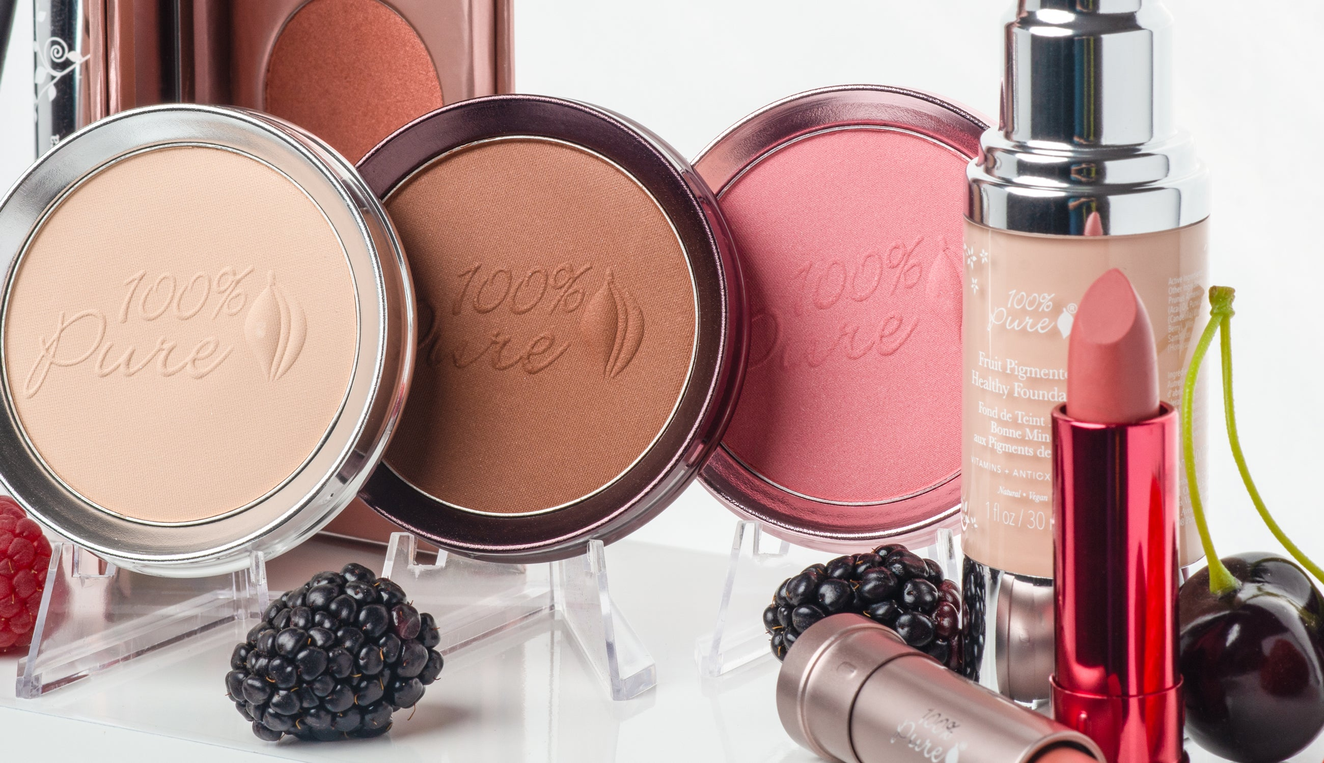 100 Pure Legacy Story Fruit Pigmented Natural Makeup 100 Pure