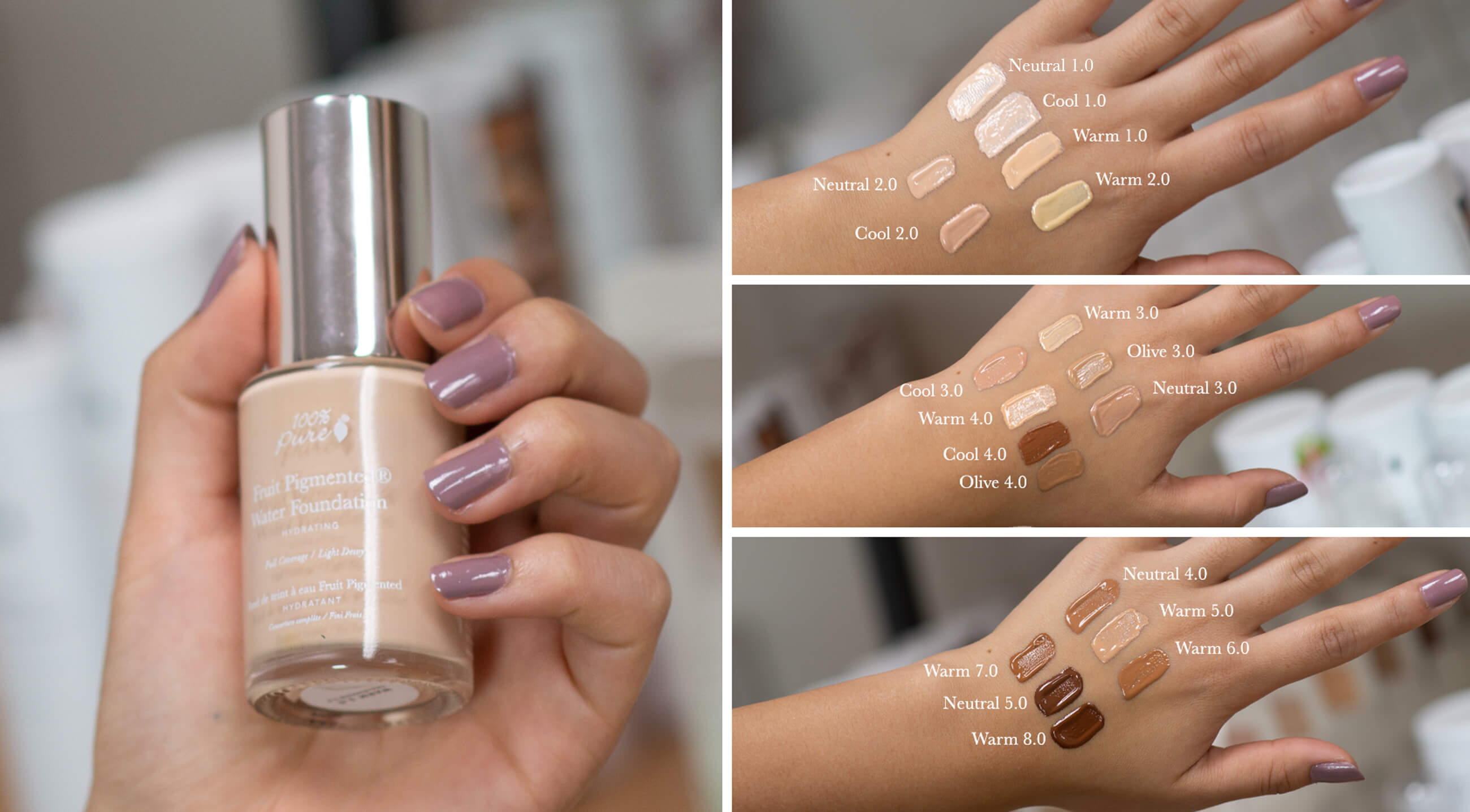 How To Choose The Best Natural Foundation 100 Pure