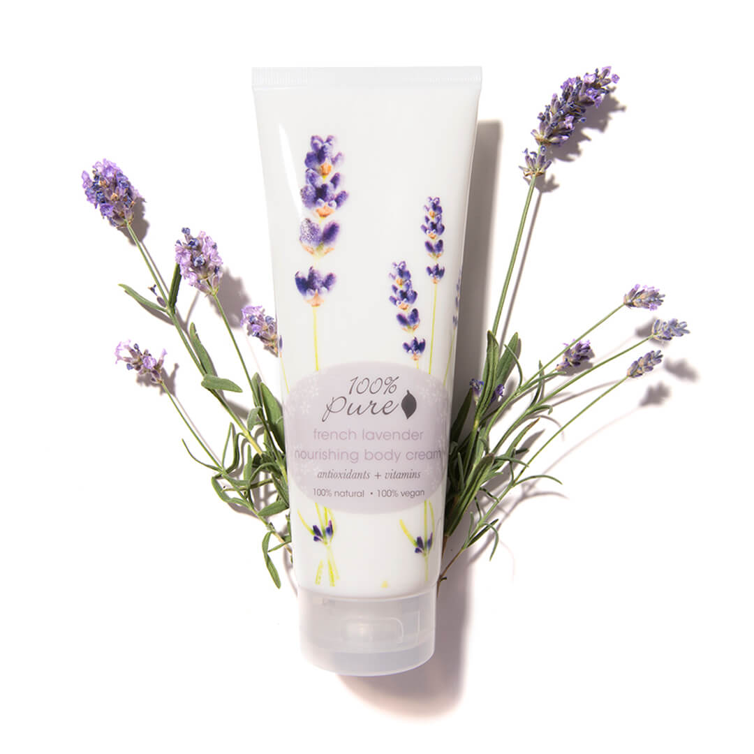 French Lavender Nourishing Body Cream