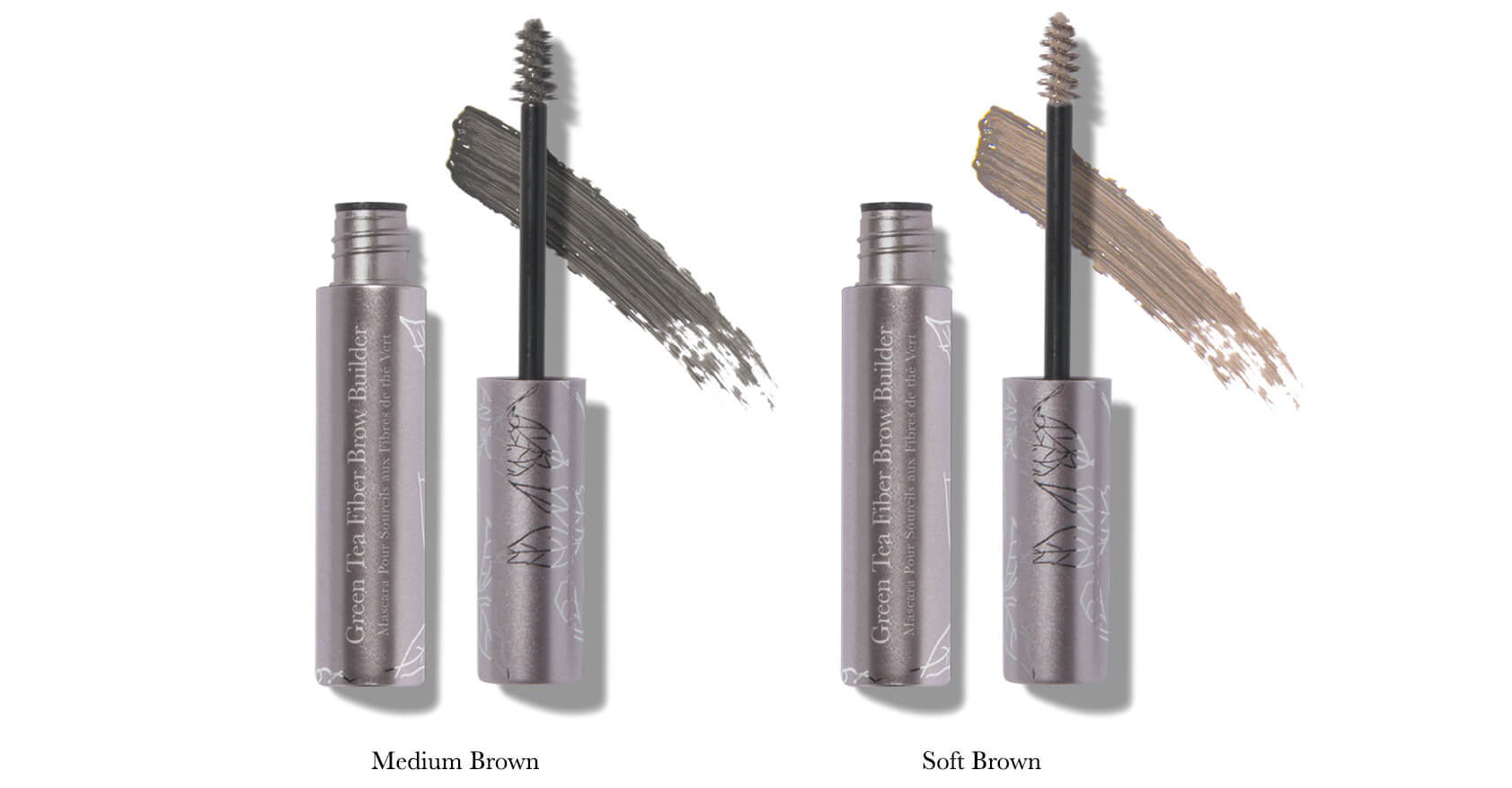 100% Pure Grean Tea Fiber Brow Builder