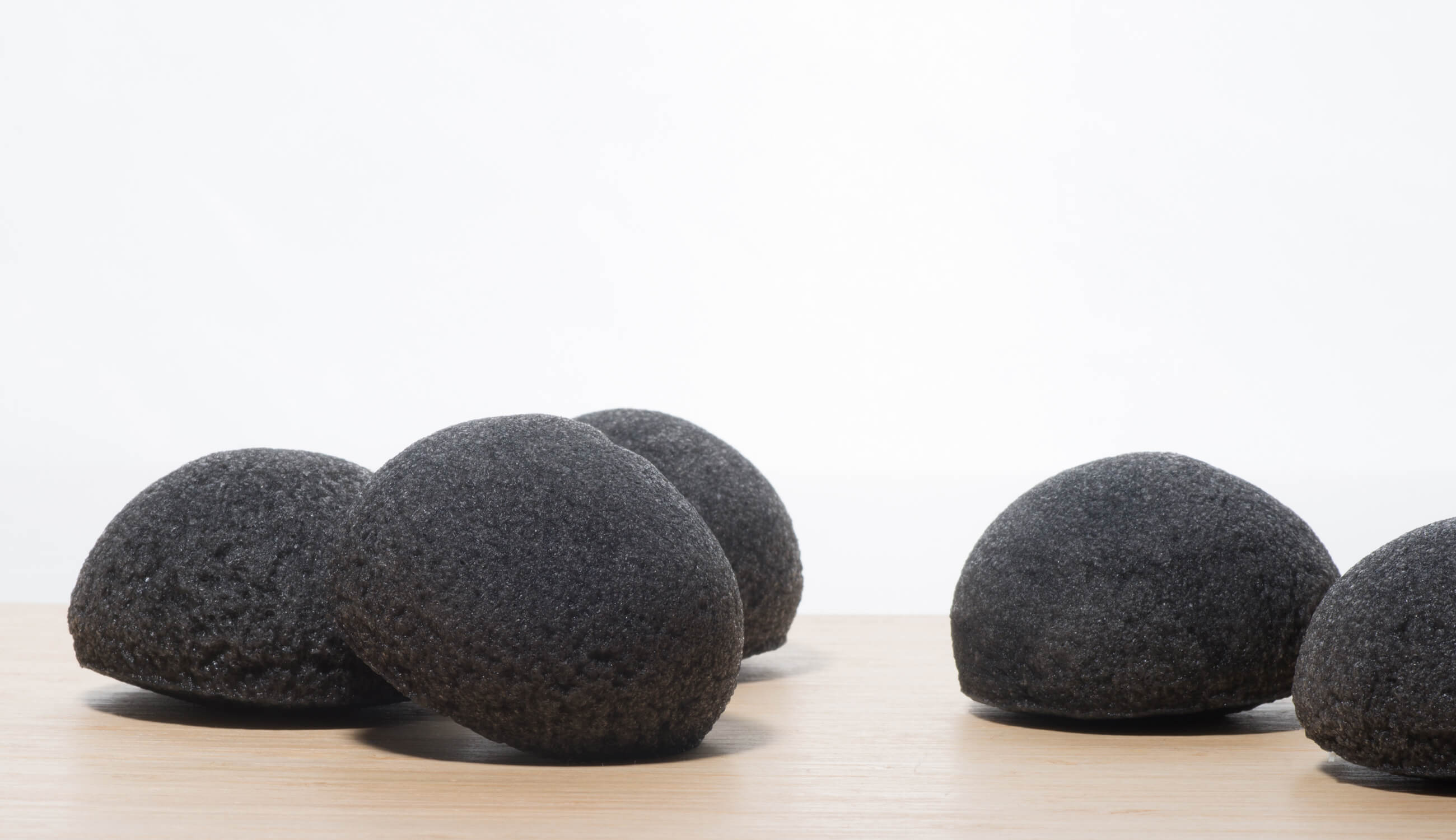 100% PURE Konjac sponges