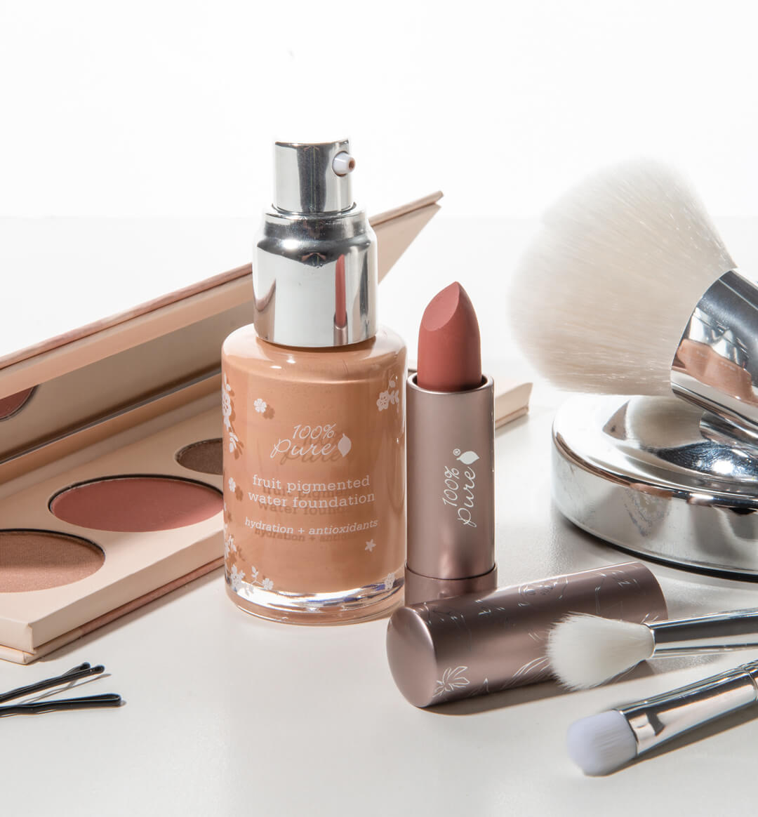 How to Get a Flawless Nude Makeup Look
