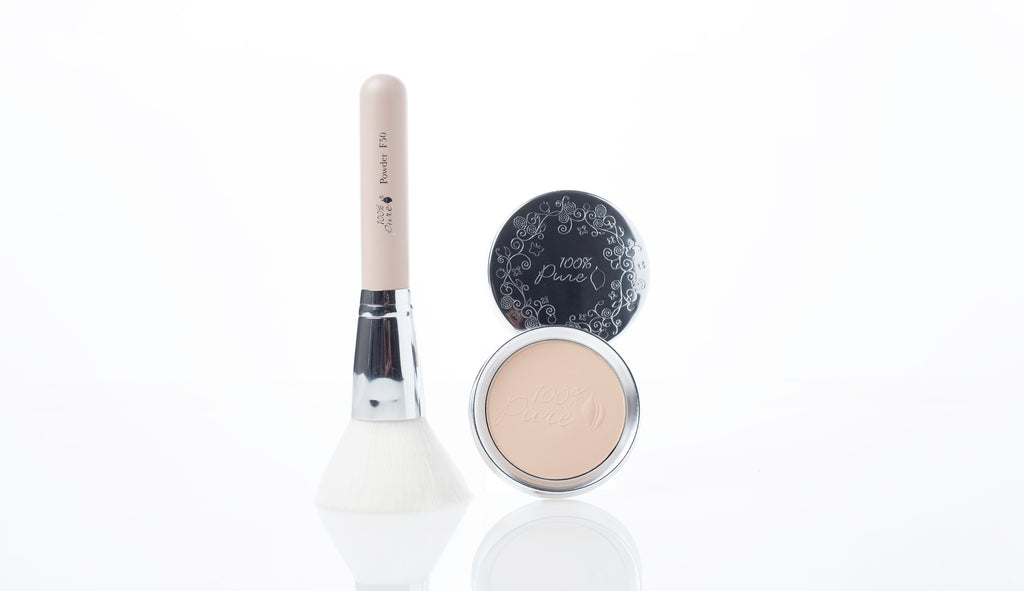 Powder Brush & Foundation2