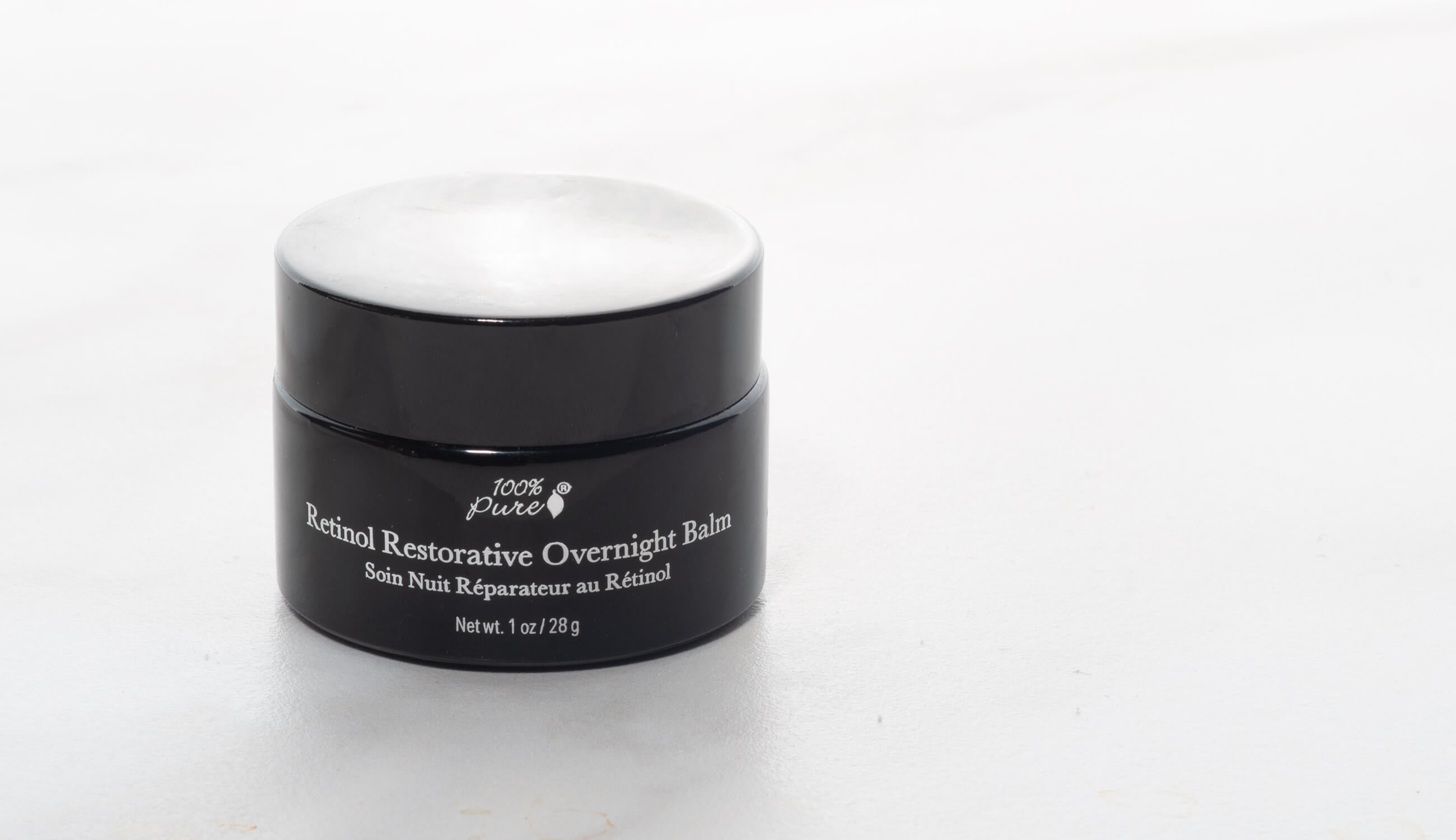 100% PURE Restorative Overnight Balm