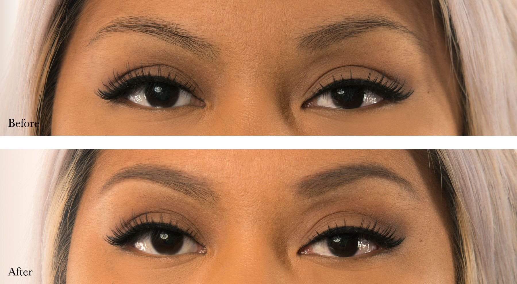 Using Eyebrow Makeup To Fix Brow Blunders 100 Pure