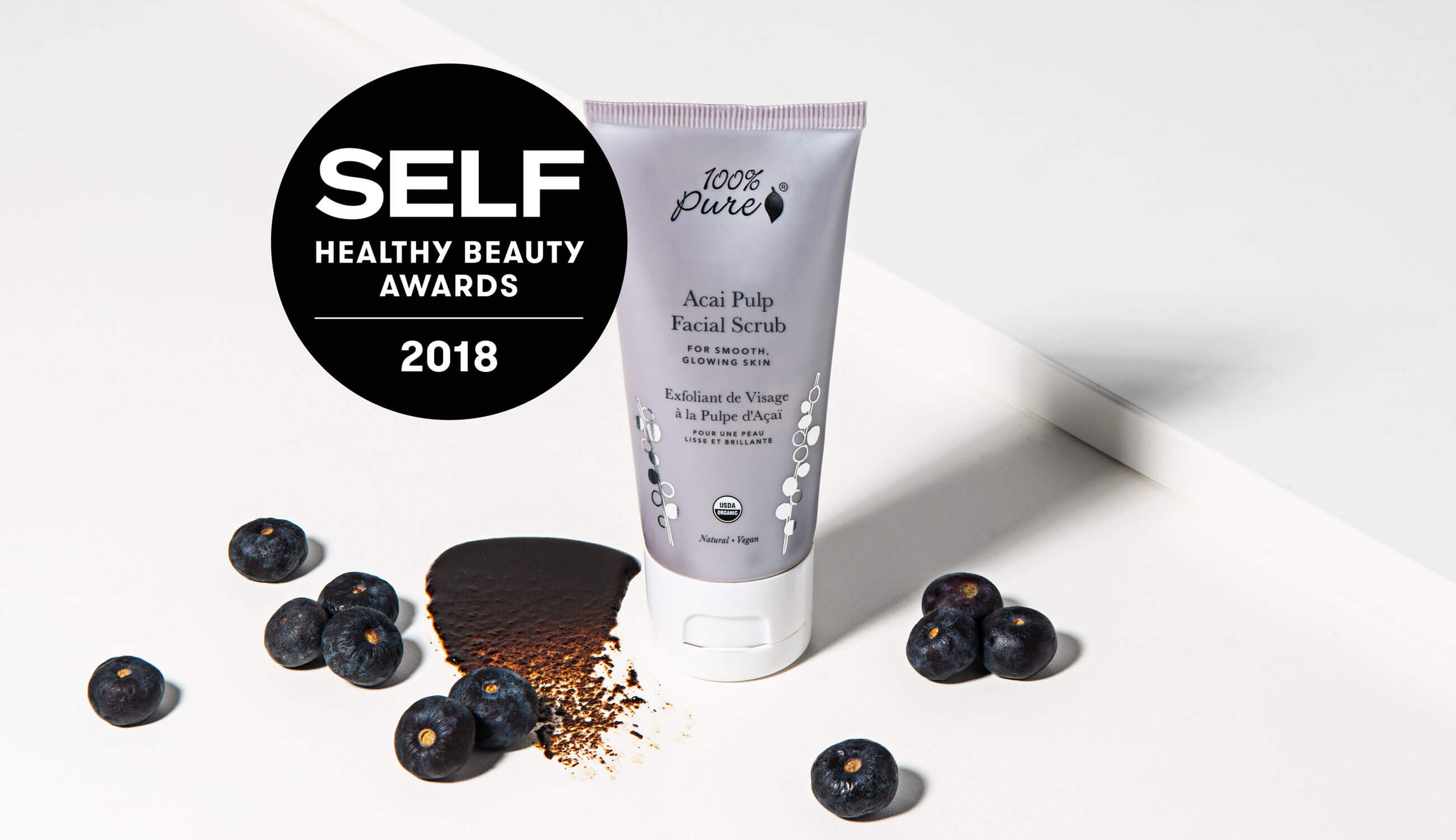 Self Beauty Award Acai Blog